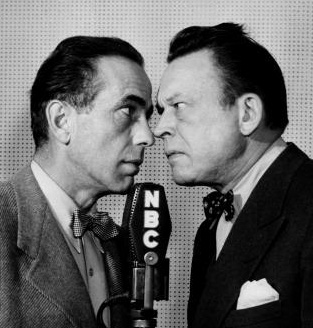 Humphrey Bogart vs. Fred Allen