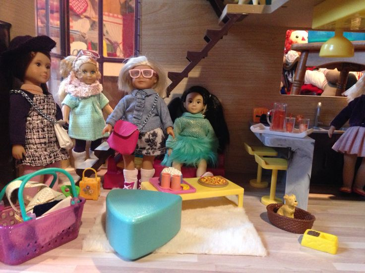 Target Lori Dollhouse For Mini Dolls Toys In The Attic