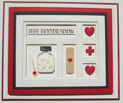 Hi bloggers! I have been having so much fun with the Shadow Box dies, I have yet another one to share with you. This time it u.... 24/01/2017