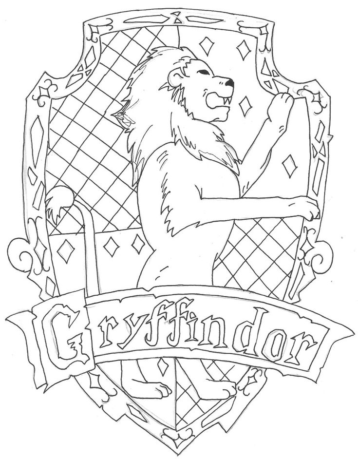 47 best coloring pages images on pinterest draw, books and Hogwarts Crest Coloring Page Fox Spirit Coloring Page Judges Gavel Coloring Page