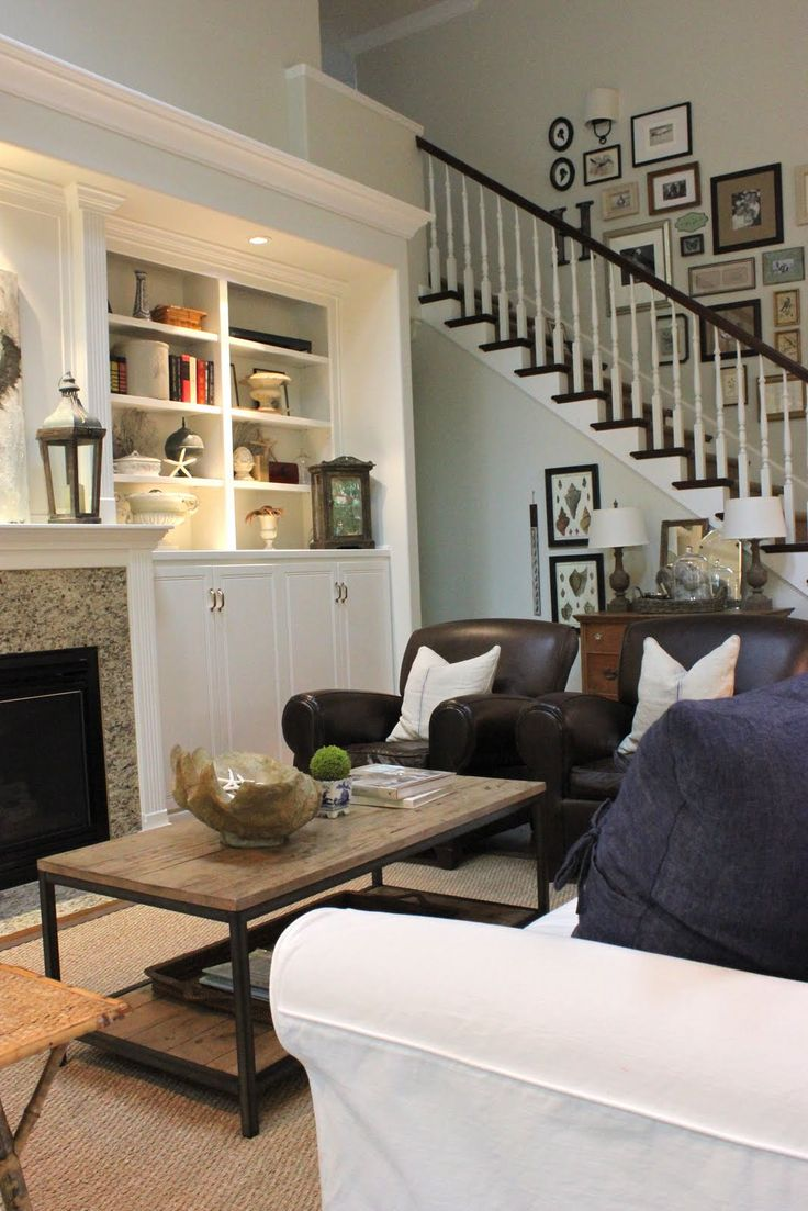 Wall Color For Cottage Living Rooms