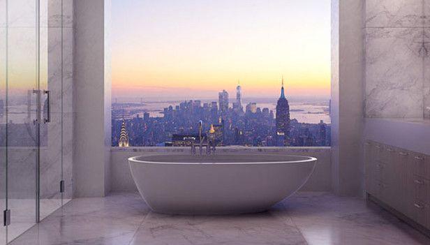 Oltre 20 migliori idee su bagni da sogno su pinterest - Vasche da bagno da sogno ...