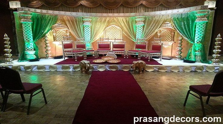 You have to ensure of getting hold of the ultimate and reliable one where you can expect to get the perfect service for wedding that would add to your satisfaction.  Prasang Decorators provide Indian Wedding Decorator service to customers at affordable range. For more details visit our website