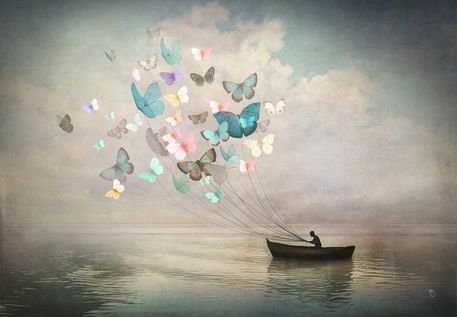 'The Quest' by Christian  Schloe on artflakes.com as poster or art print $22.17