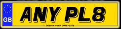 http://www.showmyplate.com is the UK's number one site for vanity and personalised plates.