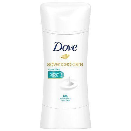 Dove Advanced Care Anti-Perspirant Deodorant Sensitive - 2.6 oz.
