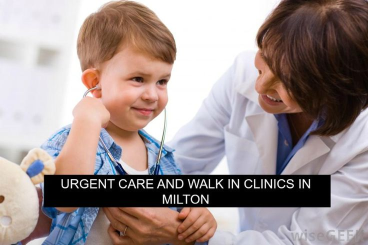 With winter comes germs, colds and flus.  Our moms are always looking fora walk in clinic that they can take their sick little ones. Here is a list of walk in clinics in Milton and their hours.