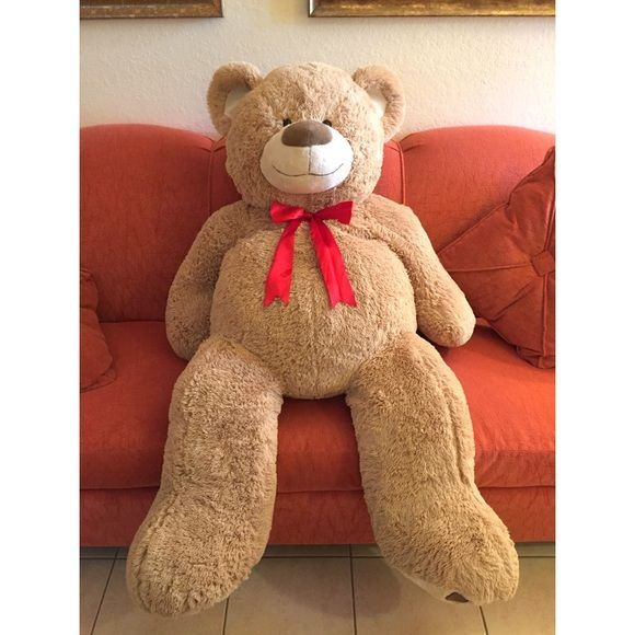 17 Best images about Giant Teddy Bear on Pinterest | Toys ...