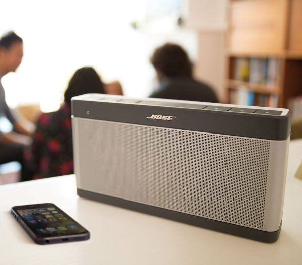 The Bose SoundLink 3 remains one of the top Bluetooth speakers available today