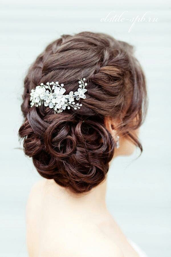 Wedding bride ideas Hairstyle photo-maleya.com inspiration     #bridehair #marriagehairs #coiffure  Photographe Mariage @photomaleya  Pin it & Follow me for your inspiration ?