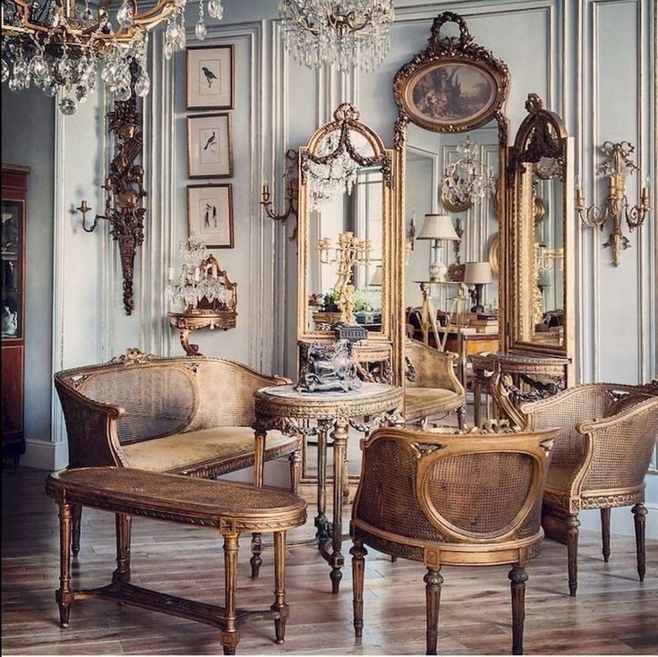 65 Incredible French Country Living Room Decor Ideas In 2020