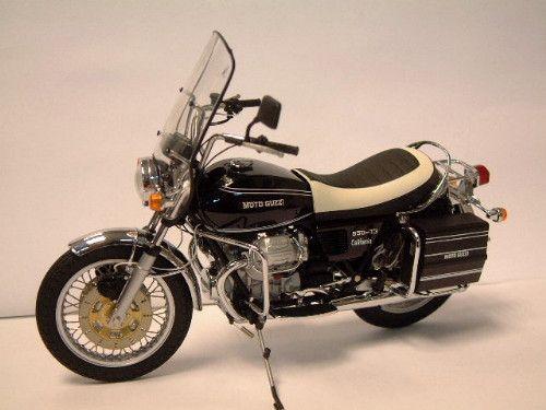 Moto Guzzi California :  #motorcycles #motorbikes #motocicletas