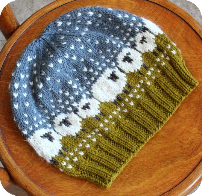 114 best Baa-ble hat variations images on Pinterest | Knitting ...