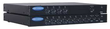 Crown Audio 14M Pre-amplifier/Mixer with 4 Inputs & 1 Output Channel by Crown. $329.00. The Crown Audio 14M is a part of the Commercial Audio Series. It is a rack-mountable preamplifier/mixer ideal for use in factories, schools, hospitals, restaurants, offices and other venues. It features four mic/line inputs with stereo RCA jacks and balanced phoenix-type connectors and a single output with a balanced phoenix-type connector. Priority muting is included for paging. Indi...