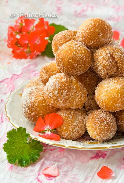 Recipe: Castagnole - Cookies. Deep fried and rolled into sugar. These little ones are called castagnole and they're Italian carnival cookies (not to be mistaken for frittelles).