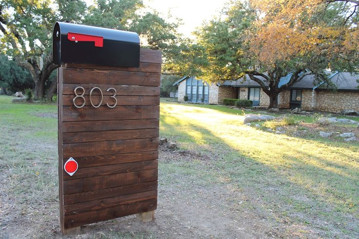 13 best images about mail box on pinterest diy mailbox metal box and the mailbox - Unique mailbox ideas for your home ...