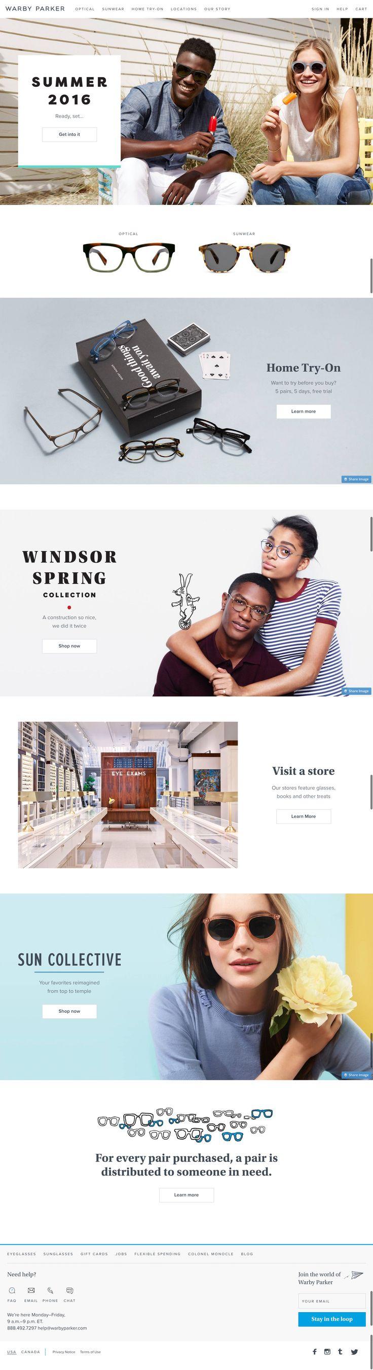 Online Eyeglasses, Sunglasses, Rx Glasses – Warby Parker