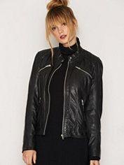 Skinnjackor - Online - Shoppa Dina Jackor - På Nelly.com