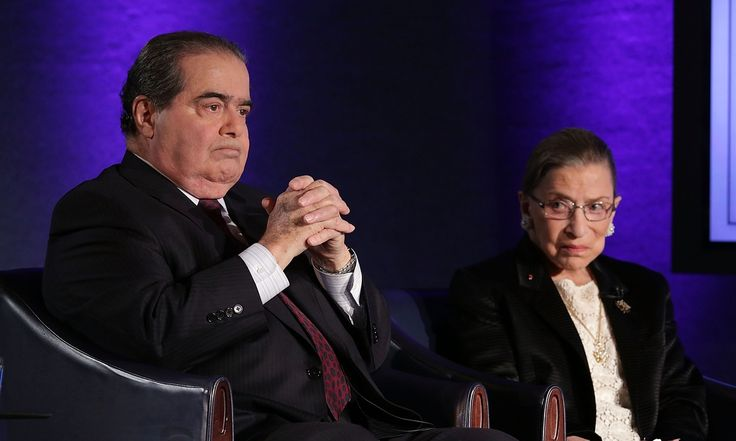 Antonin Scalia's supreme court career: cases, arguments – and heated debates | Law | The Guardian