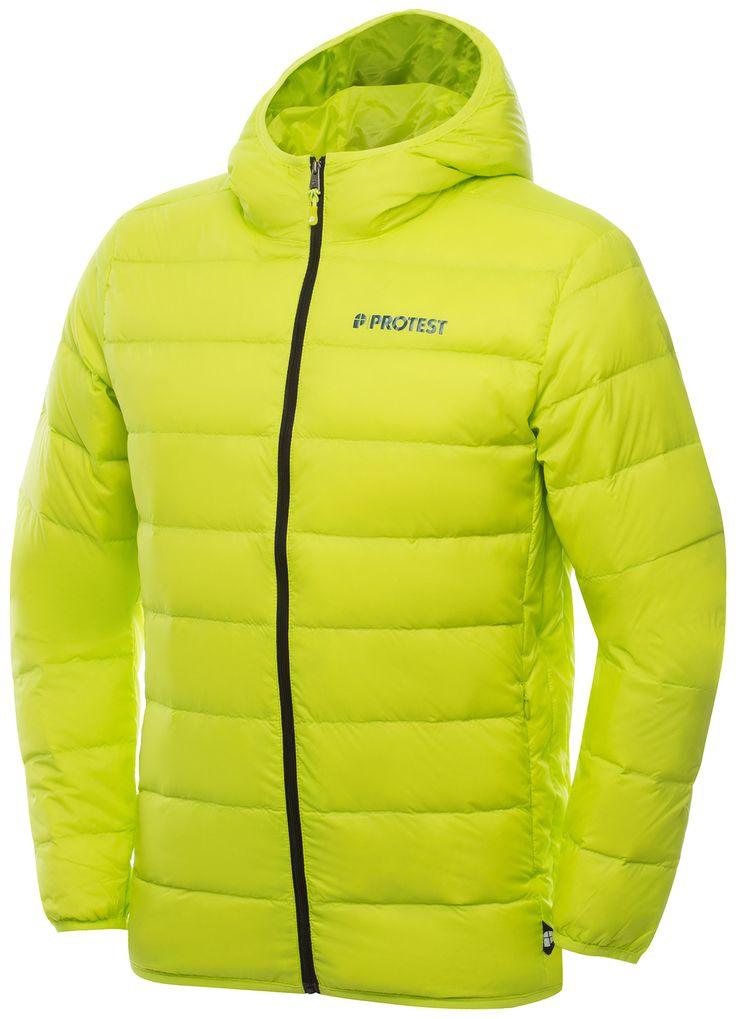 Мужские лыжные куртки Protest 2014-2015