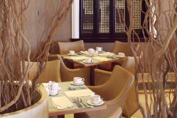 Movenpick Hotel, Mashraybaya, Jordan - Featuring 'Mere' Armchair