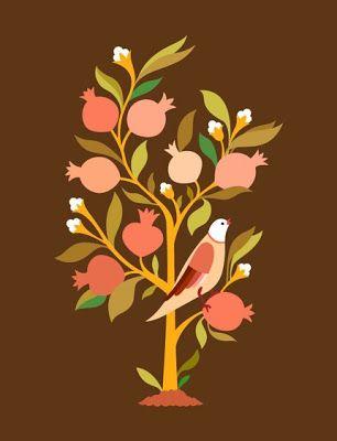 pomegranate tree - Google Search