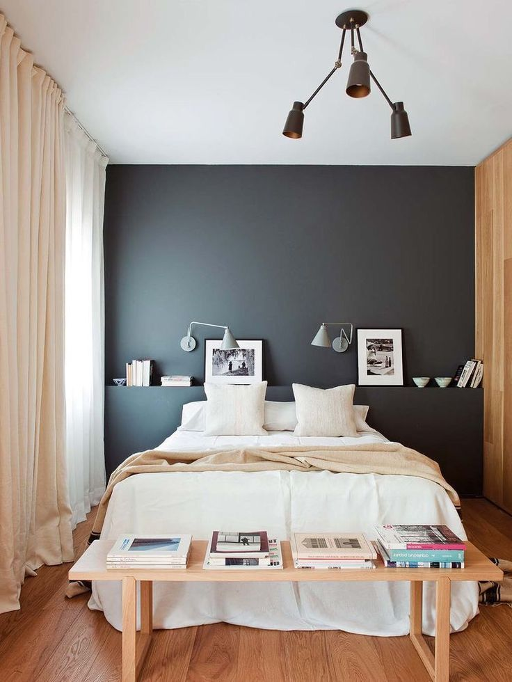 comment am nager sa chambre avec style. Black Bedroom Furniture Sets. Home Design Ideas