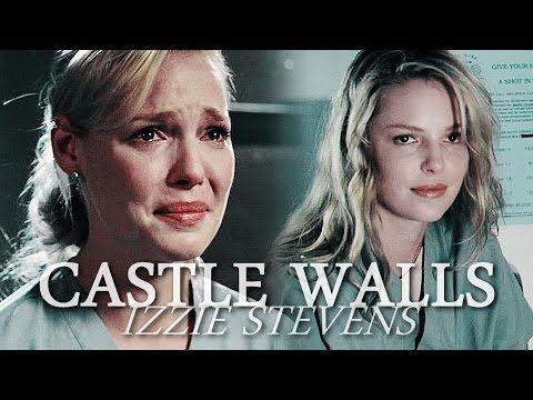 castle walls   izzie stevens [tribute] - YouTube