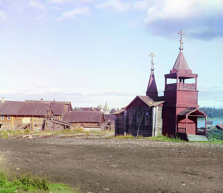 Редчайшие цветные фотографии Прокудина-Горского история, россия, факты, фотография