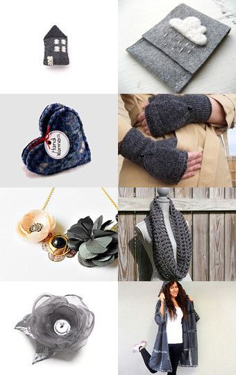 Grey mood by Lisa P on Etsy--Pinned with TreasuryPin.com