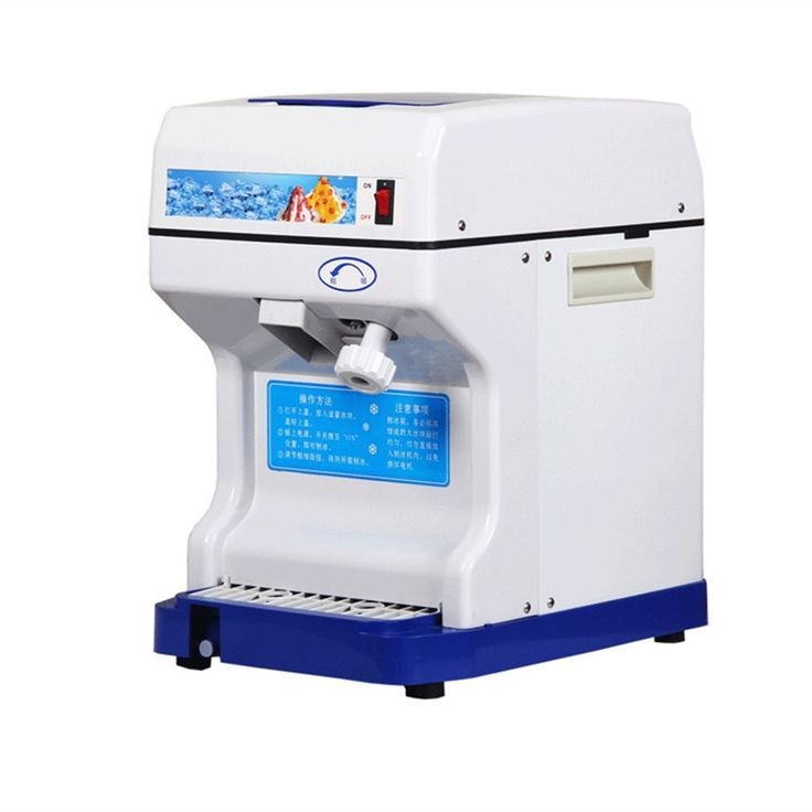 324.57$  Buy now - http://alio5x.worldwells.pw/go.php?t=32743558169 - Electric Commercial Ice Crusher automatic industrial Ice Shaver machine ice slush maker for hotel restaurant bar coffee shop 324.57$