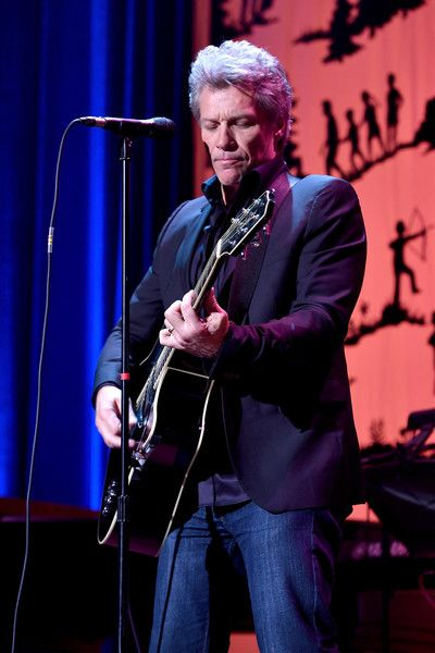 Jon Bon Jovi Photos - SeriousFun Children's Network 2016 NYC Gala ...
