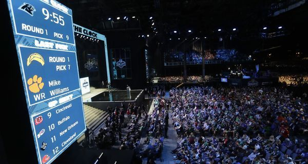 The NFL draft answered some questions for the Carolina Panthers, while raising plenty of others.