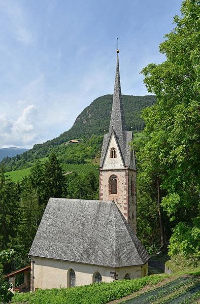 Church of Vigilius of Trent in Kastelruth, Southern Tyrol