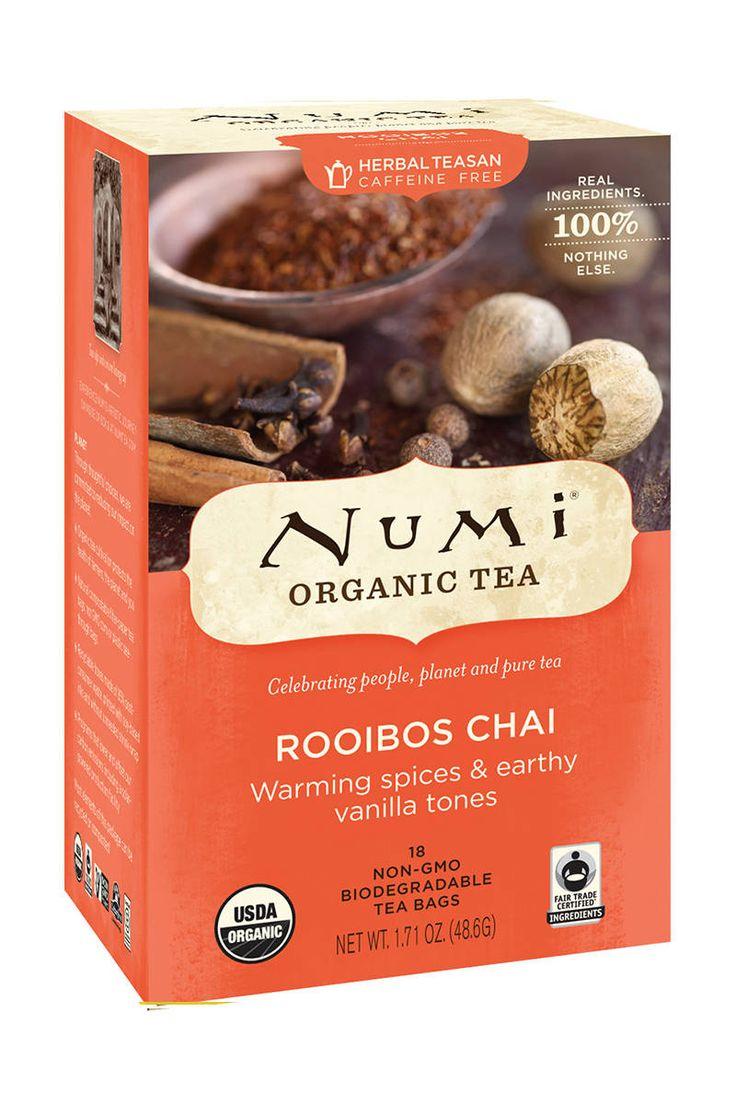 Bildresultat för numi organic teetä rooibos chai