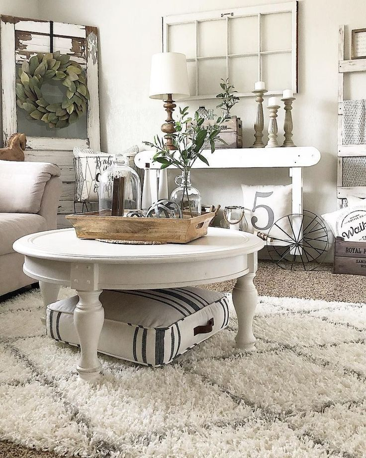 Comfy Farmhouse Living Room Designs To Steal: Nice 99 Comfy Farmhouse Living Room Decor And Design Ideas