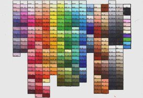Prismacolor Pencils 150 Chart | Prismacolor 150 Premier Colored Pencil Chart by TransientArt on ...