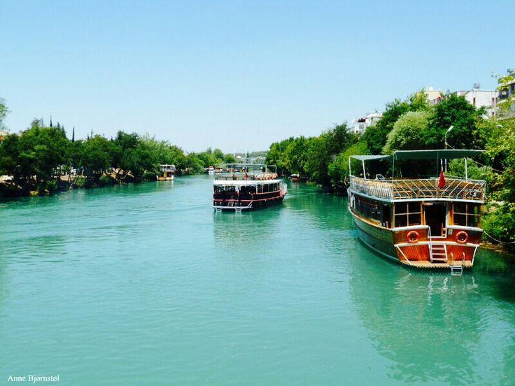 River of Manavgat, Turkey