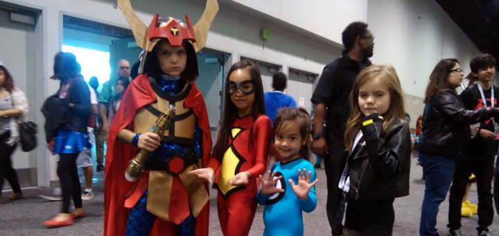 WonderCon 2015 Cosplay Gallery