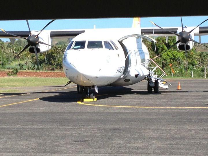Labasa Airport (LBS) in Labasa, Macuata Province