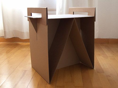 236 best images about beautiful free printables and more on pinterest animales navidad and - Diy cardboard furniture design ...