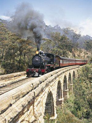 Zig Zag Railway, Blue Mountains.NSW