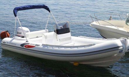 E.B.C 17 Location à La Rochelle : Louer un bateau pour la demi-journée: #LAROCHELLE 49.00€ au lieu de 90.00€ (46% de réduction)