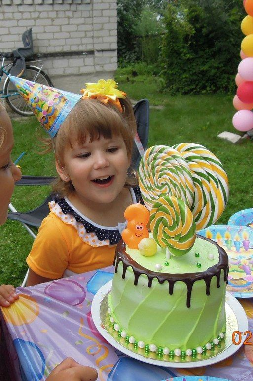 Торт с карамельками - Кондитерская - Babyblog.ru