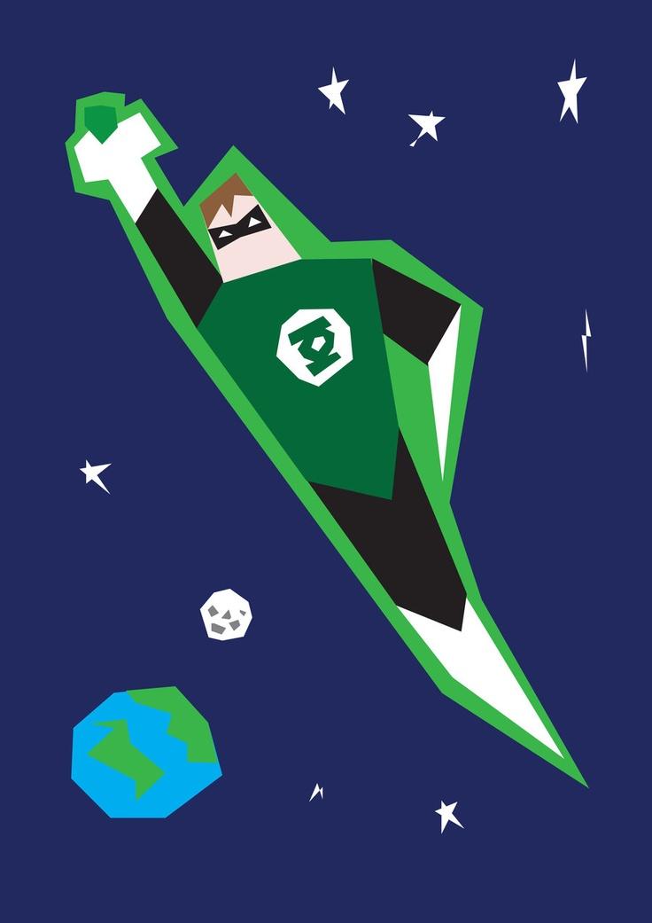 Green Lantern by mattcantdraw.deviantart.com