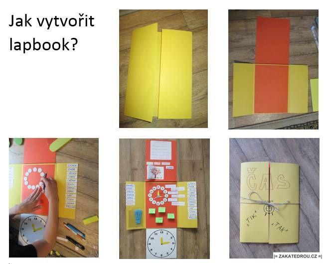 Lapbook – Co to je a jak se tvoří? | Internetový magazín |= ZAKATEDROU.CZ =|