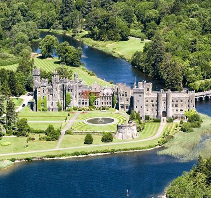 Ashford Castle, Ireland, An Amazing Hotel That Was Converted From A Castle  Into A
