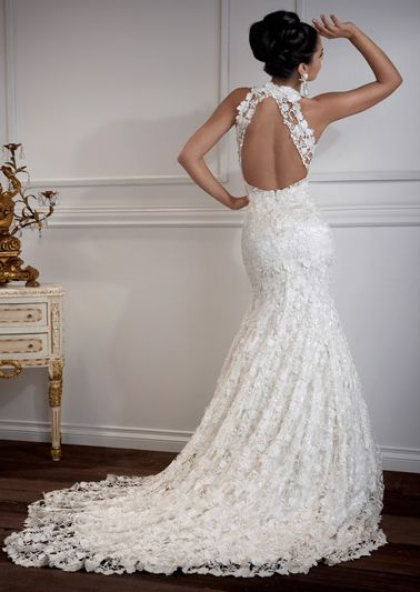 UaU! Vamos Casar!: Vestidos e Suspiros   Vestidos de noiva de crochê... Lindooooossss...!!!!!
