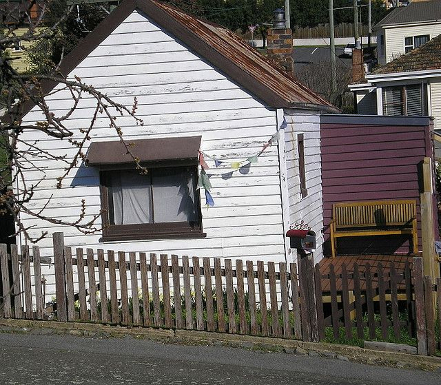 the smallest house | Flickr - Photo Sharing!