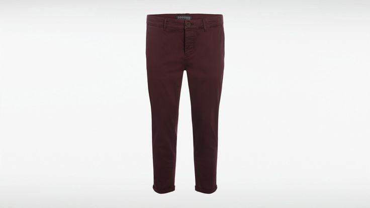 Pantalon homme chino revers - 39.99€ - Bonobo Jeans